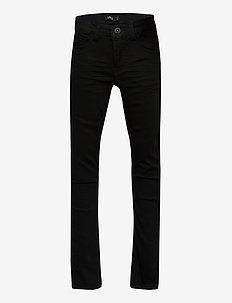 NLMSHAUN DNMCLAS 7276 PANT - dżinsy - black denim