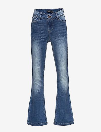 NLFPIL DNMATULLA 2283 BOOTCUT NOOS - jeans - medium blue denim