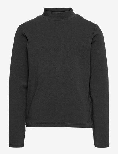 NLFOPALLI LS S TURTLENECK TOP - pullover - black