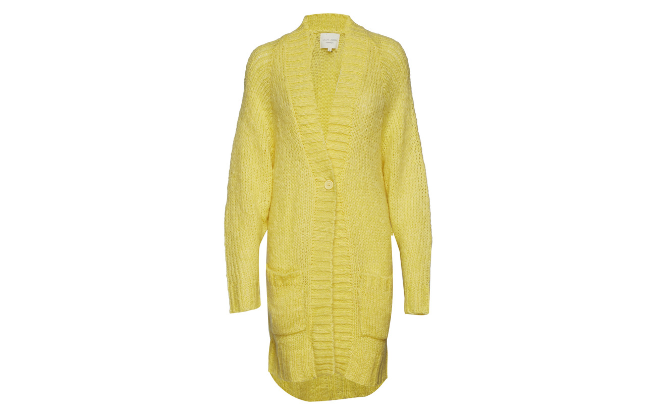 Polyester 17 Laine 39 13 Laundry Carrie Cardigan 53 Acrylique Mohair Yellow Lollys wT8Zaq0q