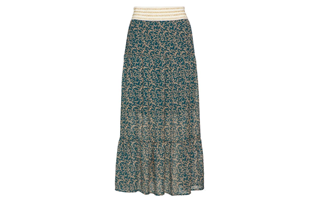 100 Polyester Lollys Laundry Bonny Skirt Petrol wnBzOpxHq