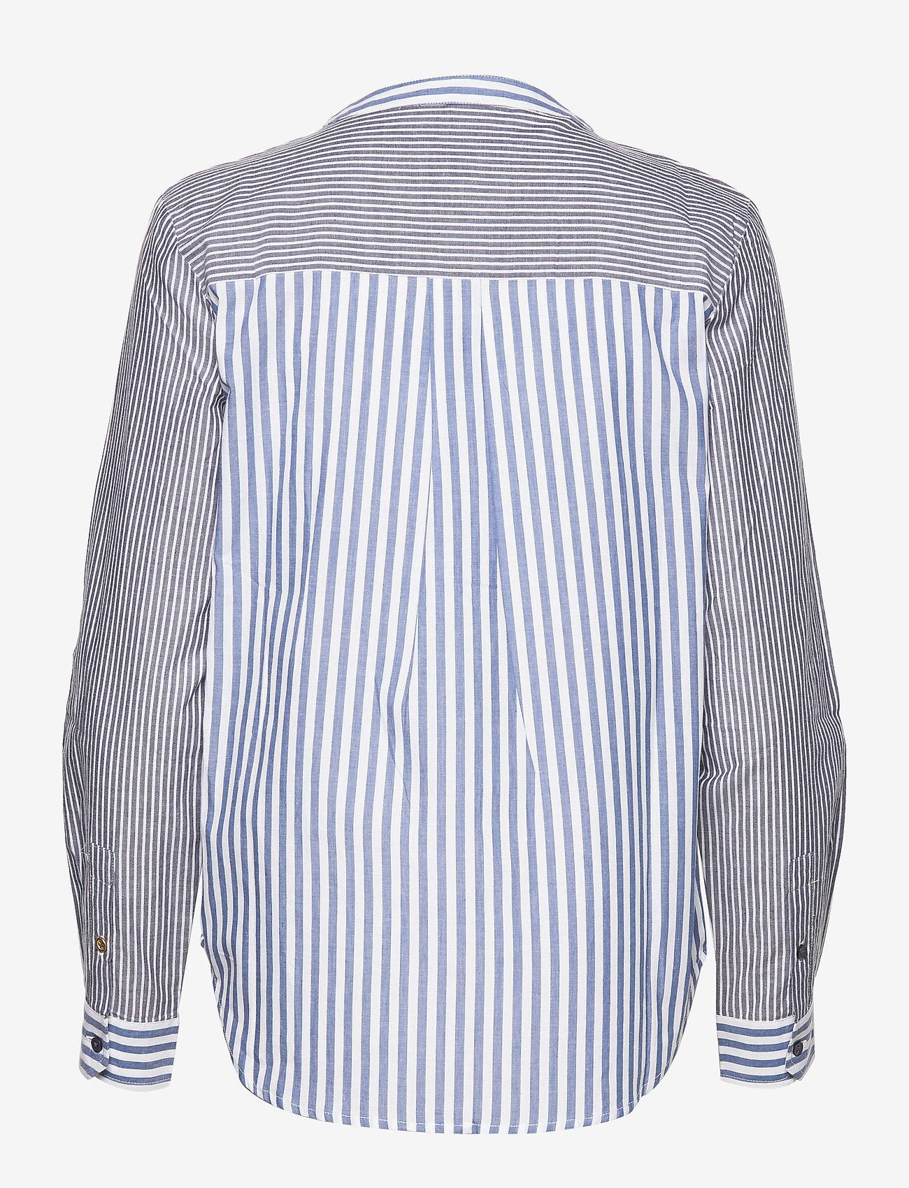 Iris Shirt (Blue) (405 kr) - Lollys Laundry