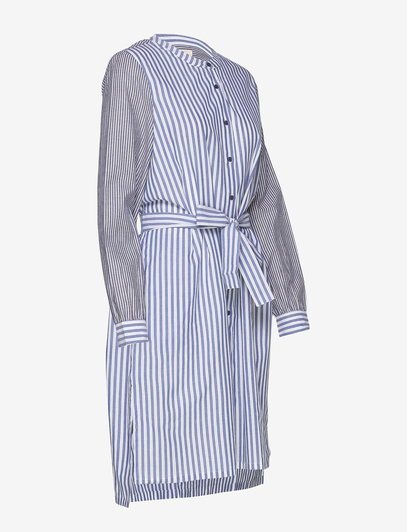 Vega Shirt (Blue) (567 kr) - Lollys Laundry