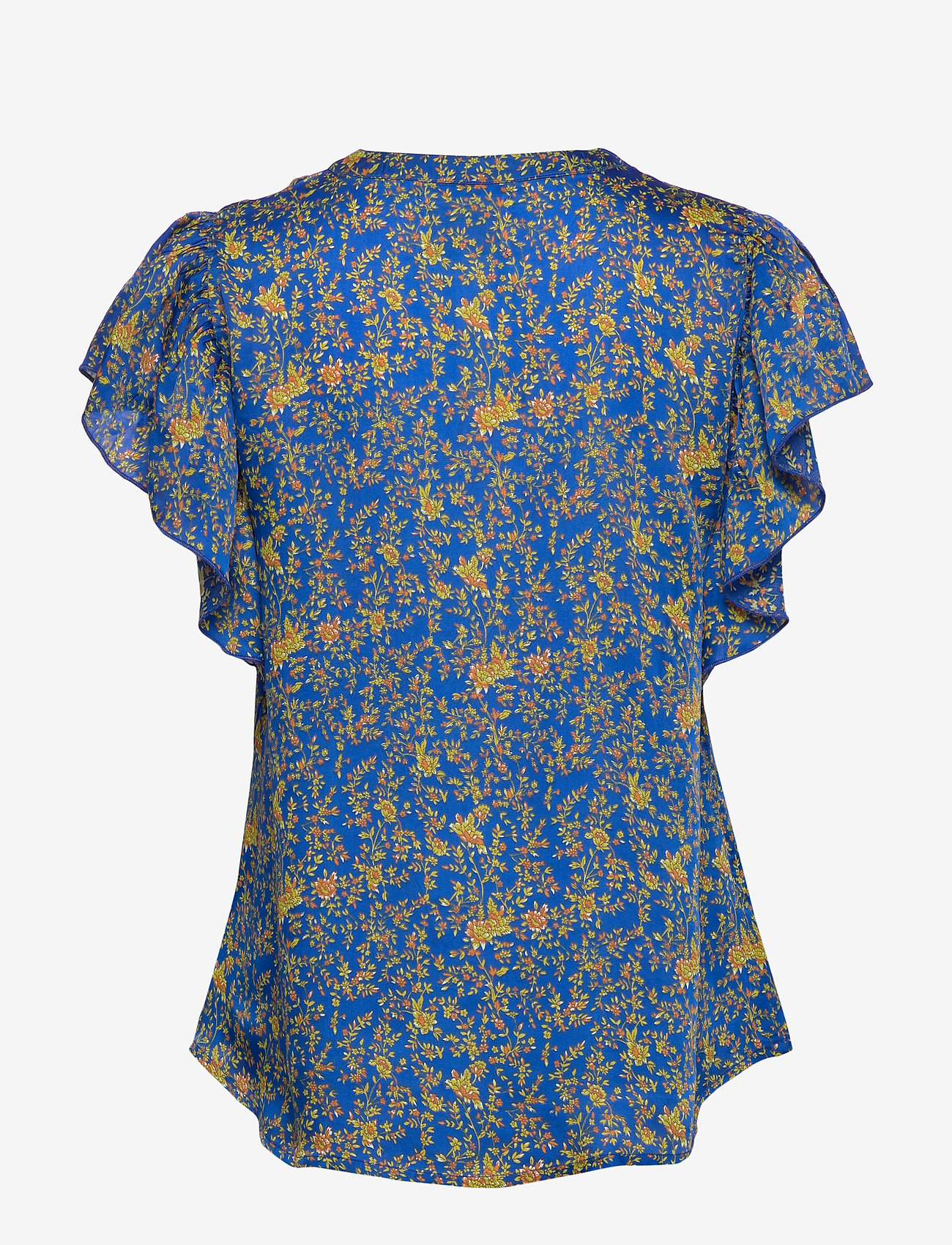Isabel Top (Neon Blue) (806.25 kr) - Lollys Laundry