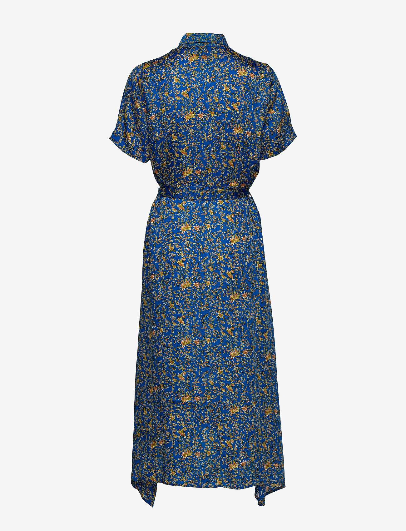 Blake Dress (Neon Blue) (1012.50 kr) - Lollys Laundry