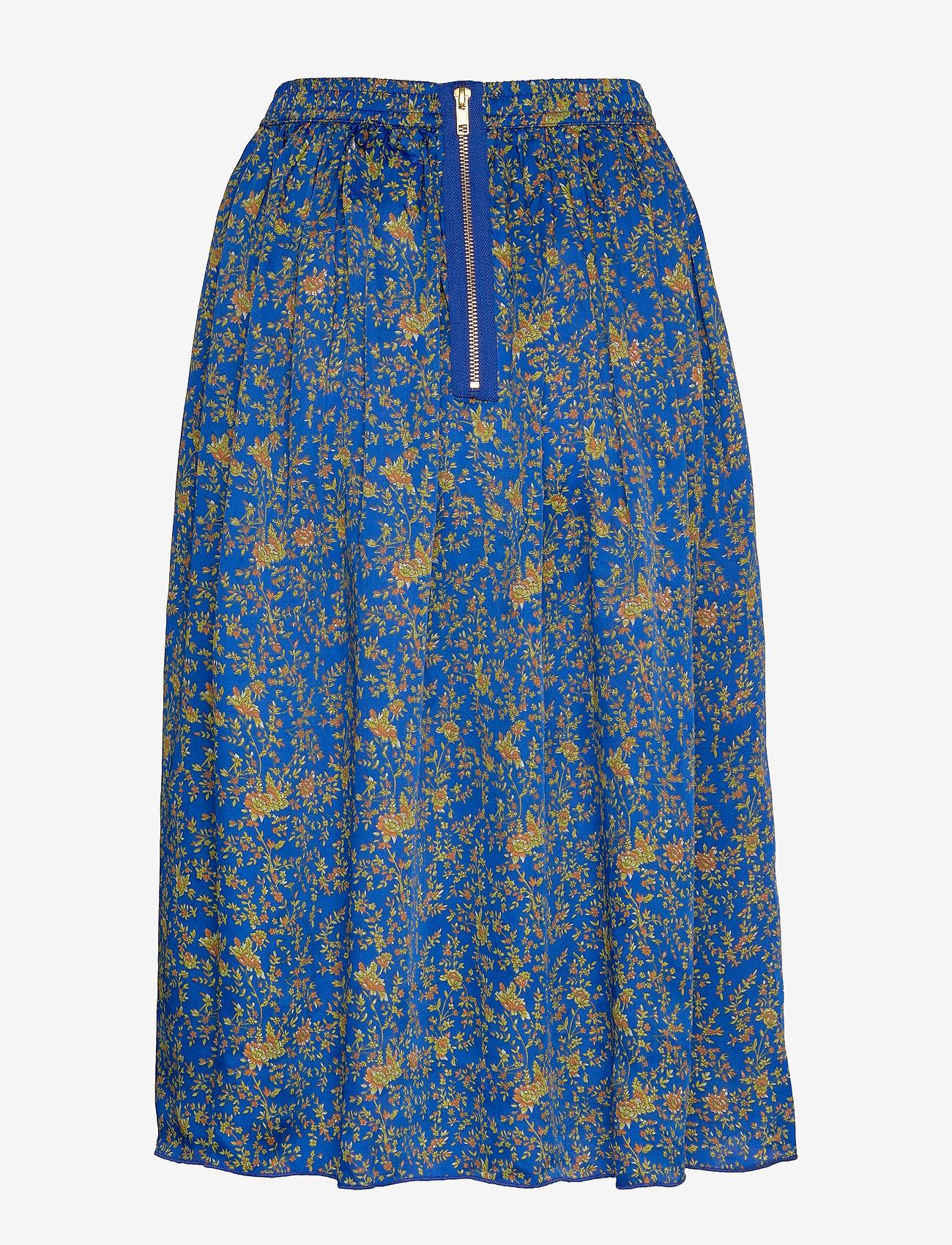 Pauline Skirt (Neon Blue) (806.25 kr) - Lollys Laundry