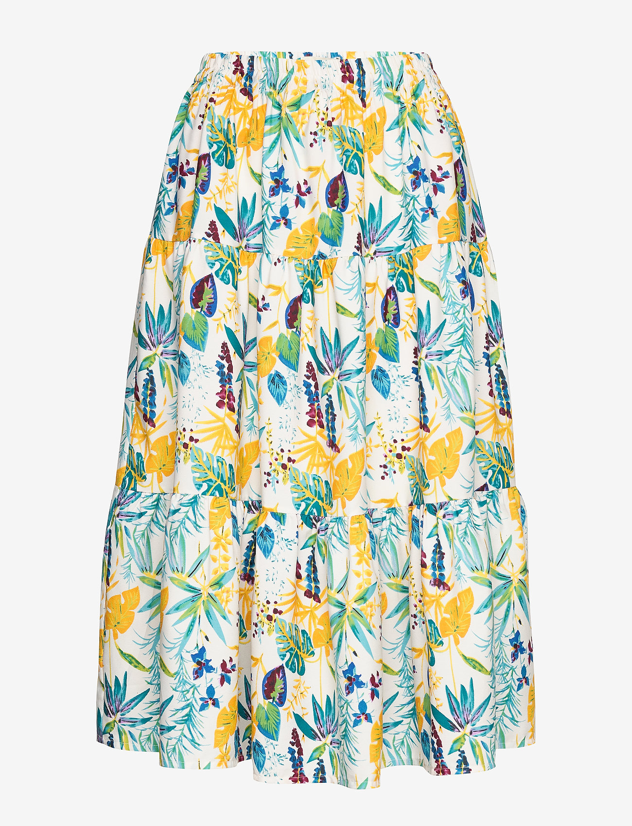 Lollys Laundry - Morning Skirt - do kolan & midi - flower print