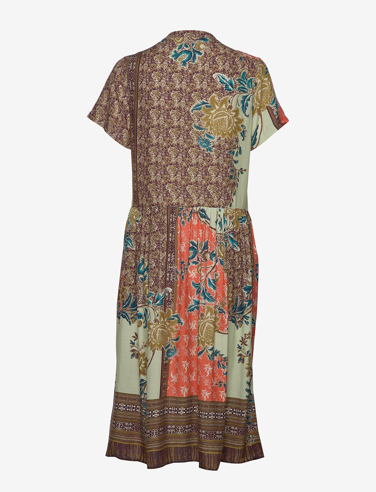 Aliya Dress (Multi) - Lollys Laundry IEkRqH