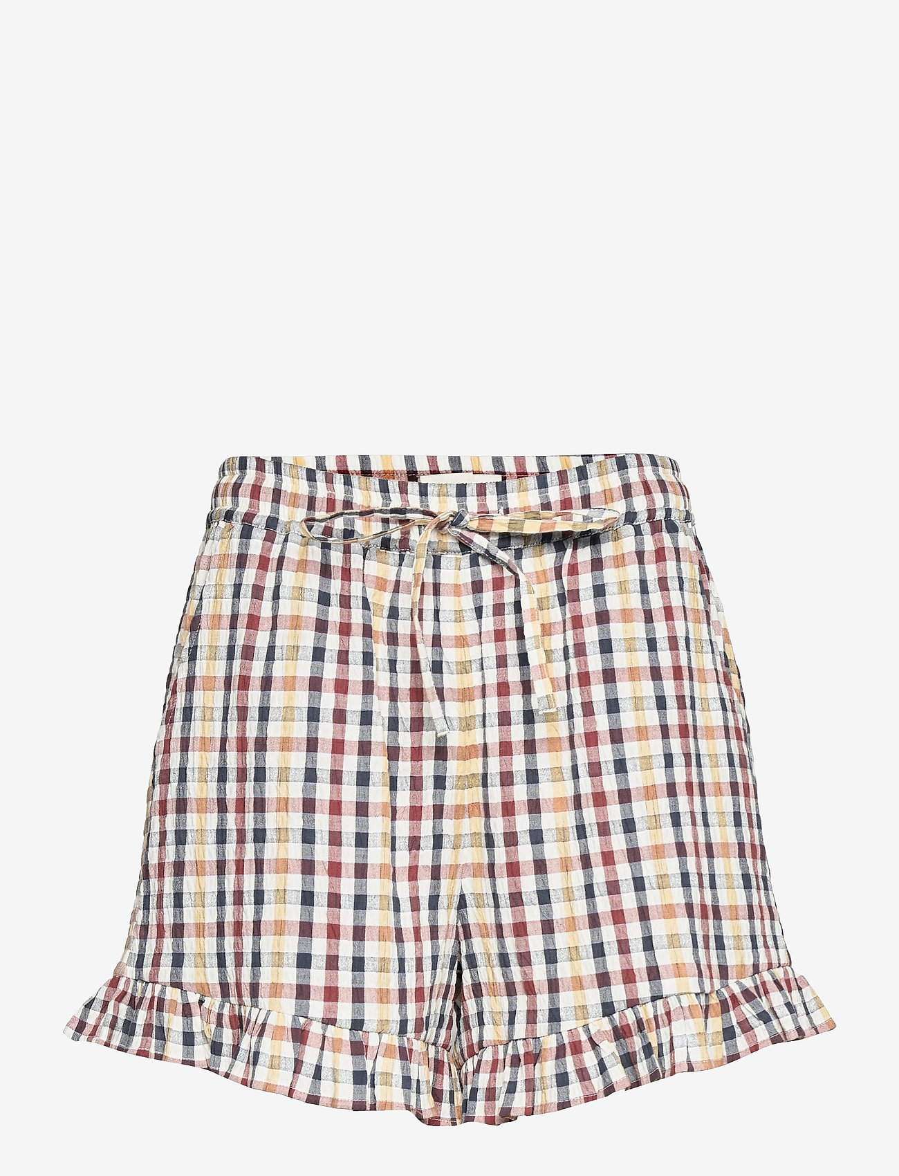 Lollys Laundry - Ida Shorts - shorts casual - check print - 0