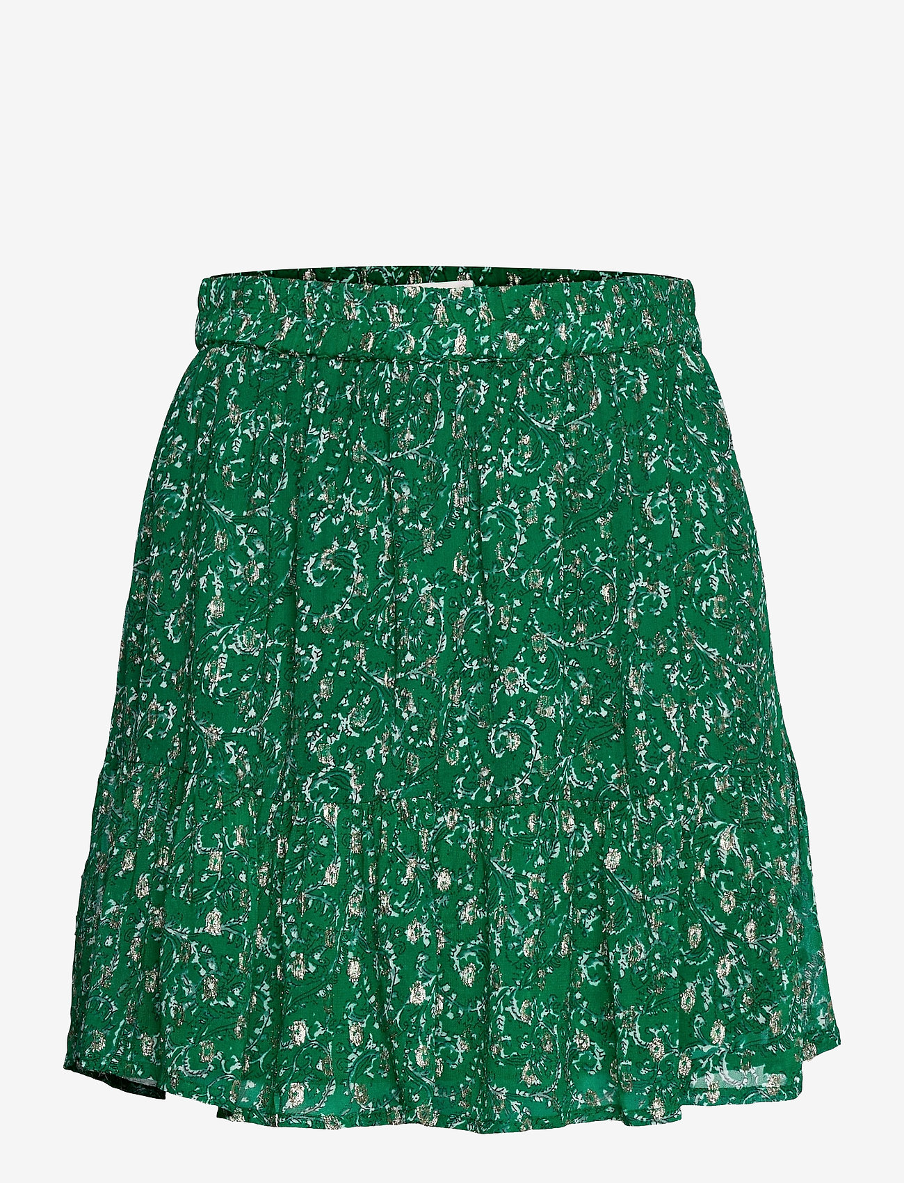 Lollys Laundry - Alexa Skirt - dark green - 0