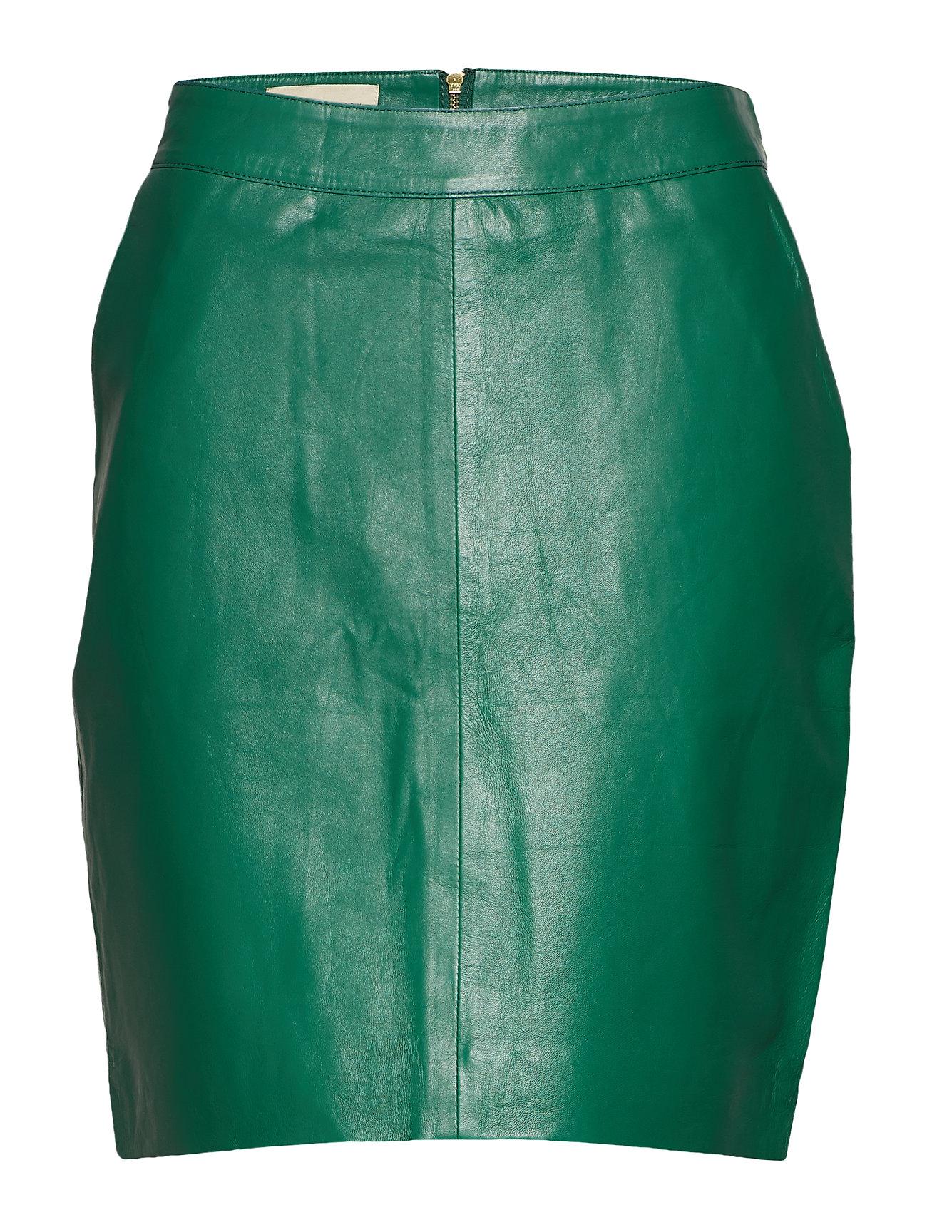 Lollys Laundry Aqua Skirt - GREEN
