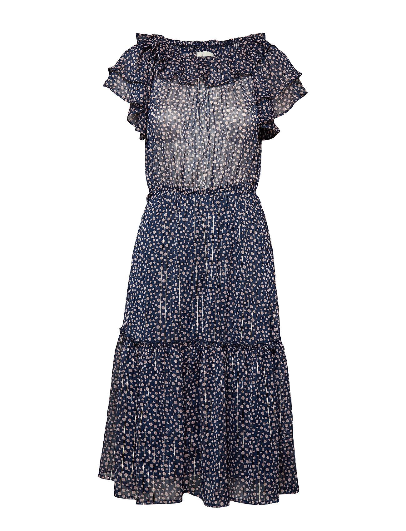 Lollys Laundry Veronica Dress - DOT PRINT