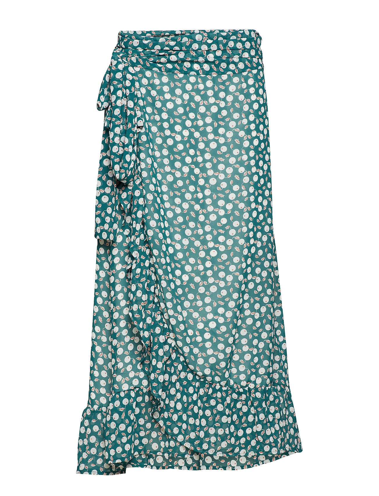 Lollys Laundry Amby Skirt - DARK GREEN