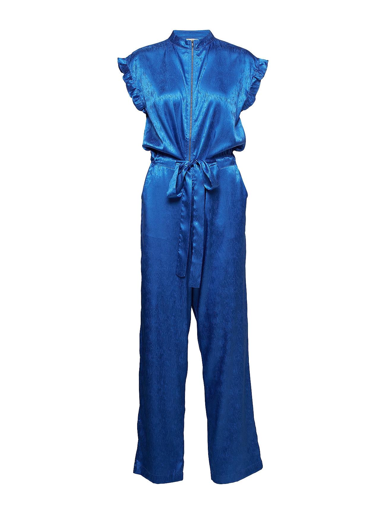 Lollys Laundry Caro Jumpsuit - BLUE