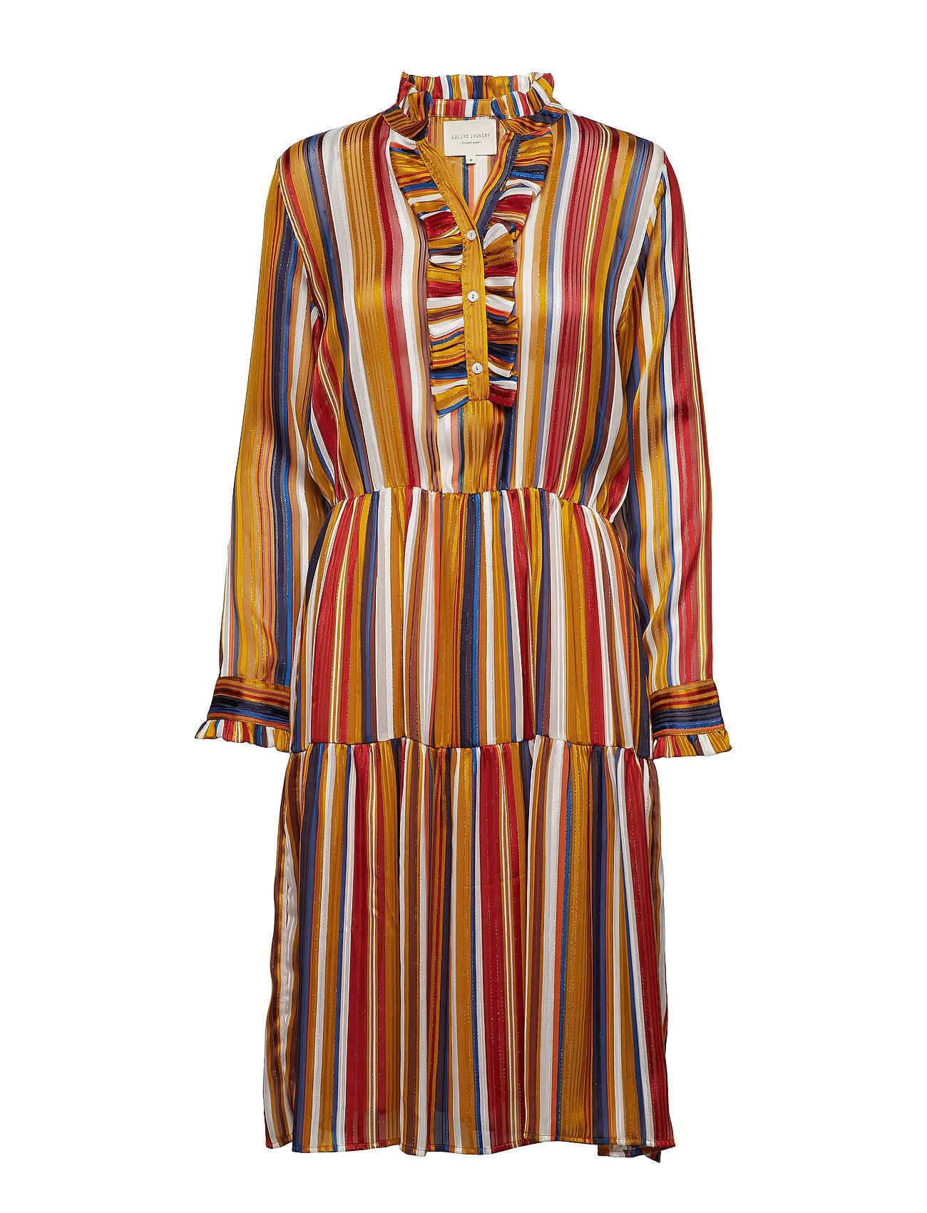 Lollys Laundry Haley Dress - MUSTARD