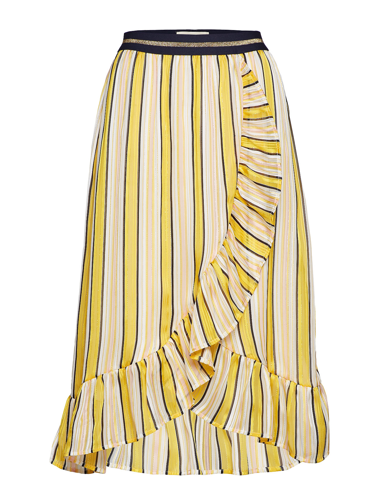 Lollys Laundry Perla Skirt - YELLOW
