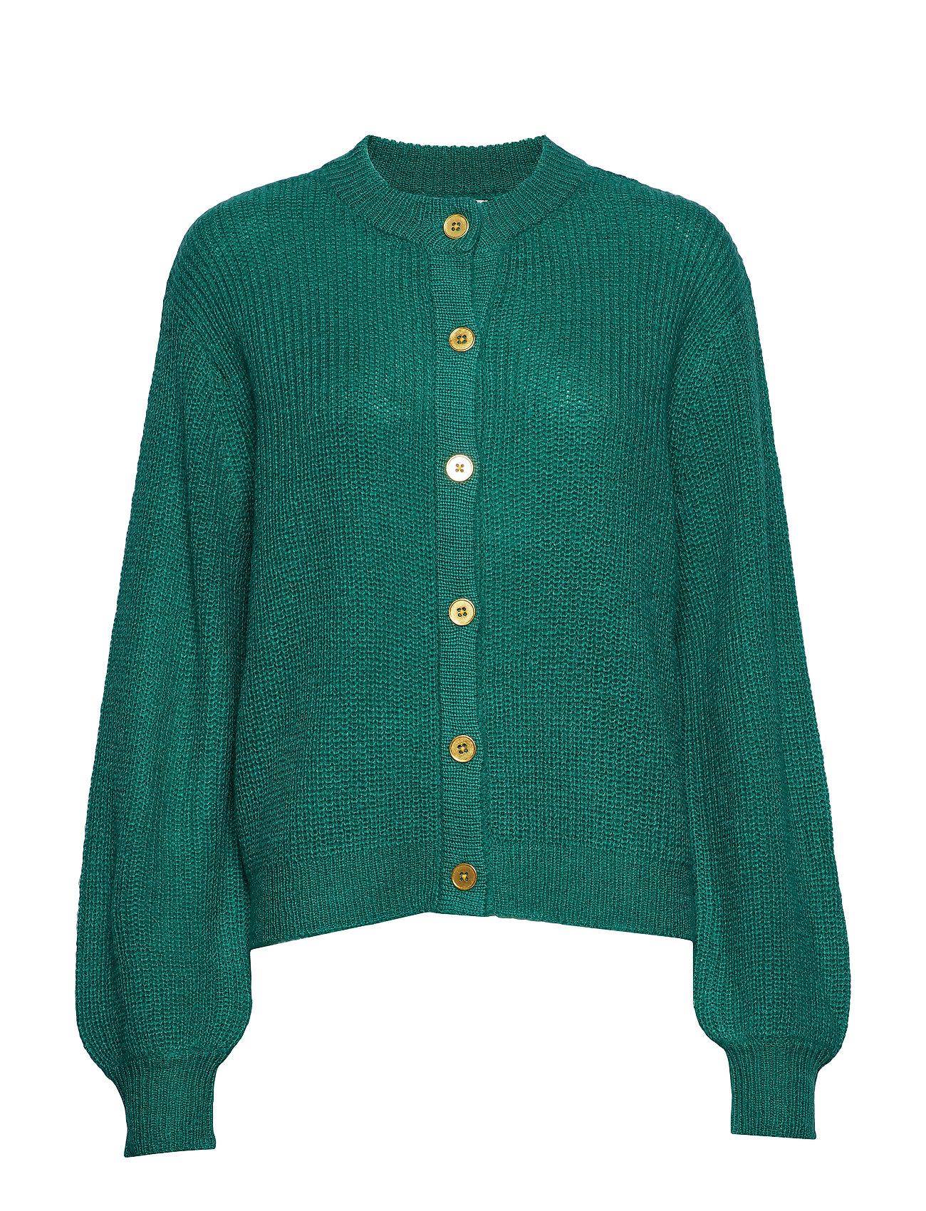 Lollys Laundry Nanna Cardigan - GREEN