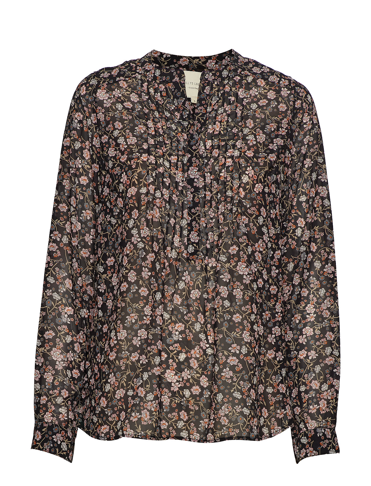 Lollys Laundry Helena Shirt - FLOWER PRINT