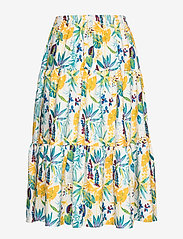 Lollys Laundry - Morning Skirt - do kolan & midi - flower print - 1