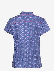 Lollys Laundry - Arcade Top - overhemden met korte mouwen - animal print - 1