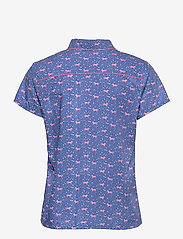 Lollys Laundry - Arcade Top - chemises à manches courtes - animal print - 1