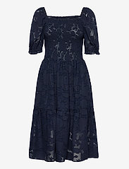 Lollys Laundry - Belize Dress - cocktail-kjoler - 23 dark blue - 0