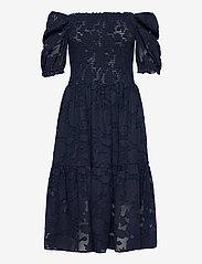 Lollys Laundry - Belize Dress - cocktail-kjoler - 23 dark blue - 2