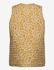 Lollys Laundry - Dale Vest - puffer vests - 57 mustard - 1