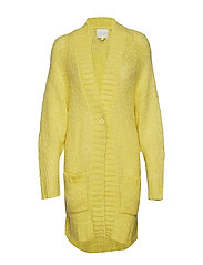 Carrie Cardigan - 39 YELLOW
