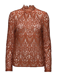Sif Blouse - RUST
