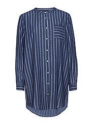 Lenora Shirt - 23 DARK BLUE