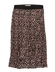 Bertha Skirt - RED