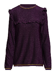 Avalon Blouse - 53 LILAC