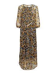 Gudrun Dress - FLOWER
