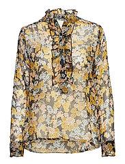 Franka Shirt - FLOWER