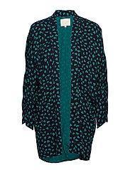 Kimmi Kimono - GREEN