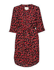 Jade Dress - 30 RED