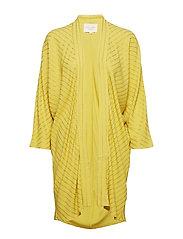 Kimmi Kimono - YELLOW
