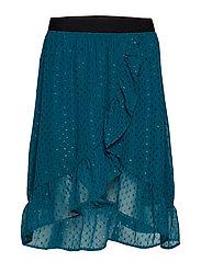 Bertha Skirt - PETROL