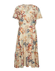 Filuca Dress - FLOWER PRINT