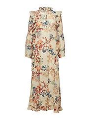 Sanni Dress - FLOWER PRINT