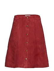 Noah Skirt - BORDEAUX