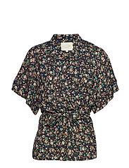 Parker Shirt - FLOWER PRINT