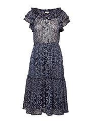 Veronica Dress - DOT PRINT
