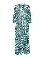 Nee Dress - DARK GREEN