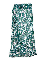 Amby Skirt - DARK GREEN