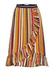 Perla Skirt - MUSTARD
