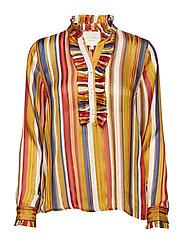 Franka Shirt - MUSTARD