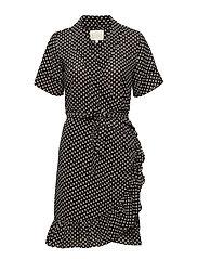 Amber Dress - DOT PRINT