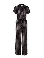 Millie Jumpsuit - BLACK
